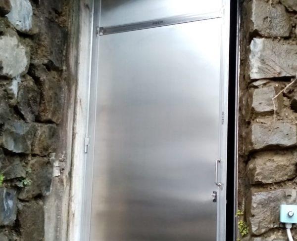 porta inox 2
